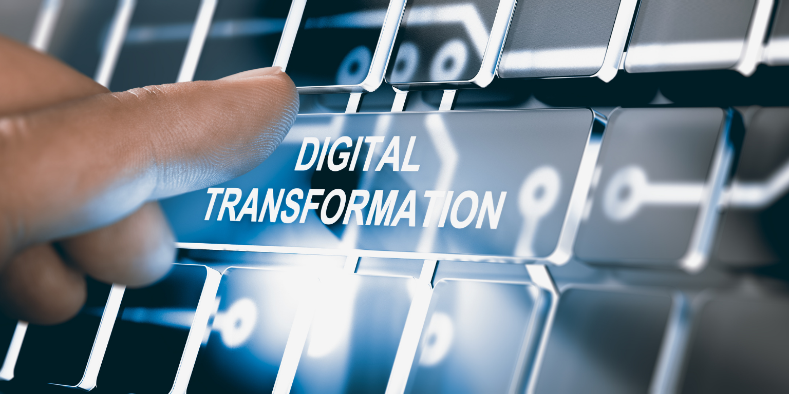 Digital transformation within the public sector